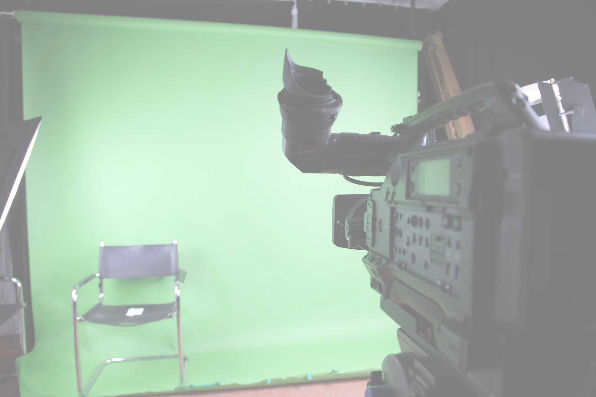 Greenscreen production and post production VFX